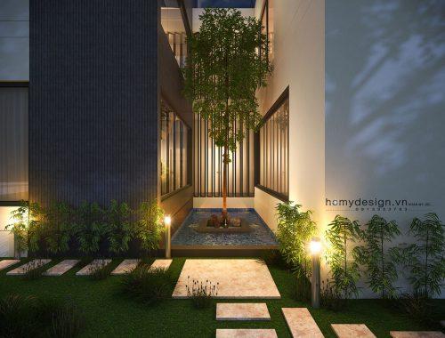 Thiết kế thi công biệt thự Paradise Đại Lải – Vĩnh Phúc