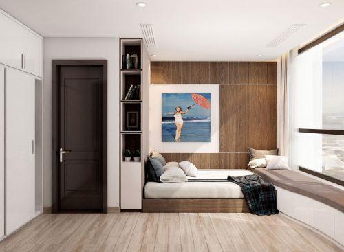 Thiết kế nội thất hiện đại căn hộ VINHOMES CENTRAL PARK