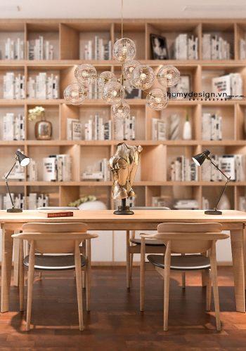 Thiết kế thi công biệt thự nhà vườn KĐT Việt Hưng phong cách hiện đại
