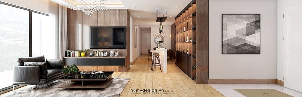 Thiết kế nội thất Homy Slide 8